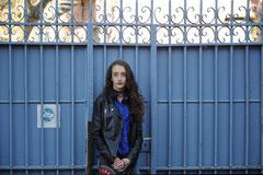 Michel Mollaret : Bleu petite