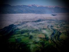 Jean-Louis : Paix et sérénité dans la brume matinale