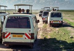 Bernard : Kenya 1987