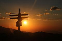 Frank : Lever de soleil au Gra de Fajol 2714m d'altitude à Setcases en Catalunya 2