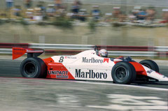 Christian : GP France 1982 Niki Lauda