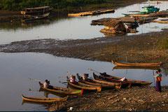 Philippe : Au bord de Irrawaddy