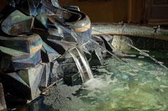 Claude : Fontaine à Céret