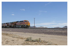 Jean-Claude : Train américain