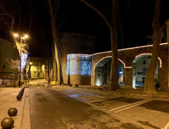 Jean-Louis : Place Picasso - Ceret