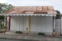 Monique : Maison gwada (Guadeloupe )