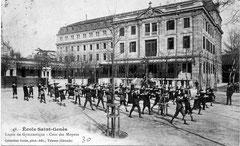 École Saint-Genès à Bordeaux. Cliquez sur l'image pour l'agrandir.