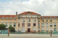 Lycée Saint-Joseph de Tivoli actuel à Bordeaux. Cliquez sur l'image pour l'agrandir.