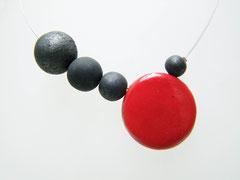 fiche détaillée de ce collier céramique contemporain