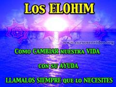 Los ELOHIM - Como trabajar con ellos