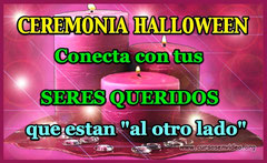 Ceremonia de Halloween