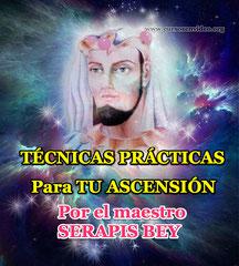 Ejercicios para tu ASCENSIÓN con el Maestro SERAPIS BEY