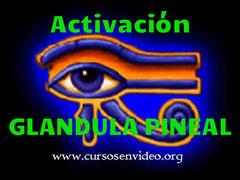 Activación de la GLÁNDULA PINEAL. El ojo de HORUS