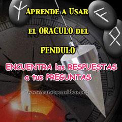 Aprende a usar el Oráculo del Péndulo