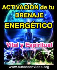 ACTIVACIÓN de tu DRENAJE ENERGÉTICO VITAL y ESPIRITUAL (Básico para buena protección  y limpieza)