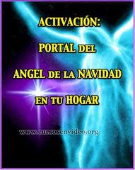 Activación - Portal del Ángel de la Navidad