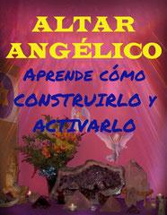 COMO CONSTRUIR y ACTIVAR TU ALTAR ANGÉLICO