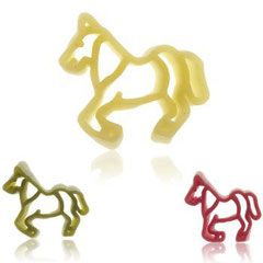 Pferde Nudeln