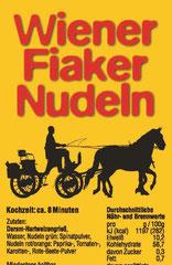 Fiaker Nudeln