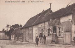 Le Bureau de Tabac (collection particulière)
