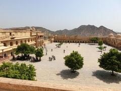 Die Festung von Nahargarh.