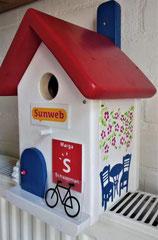 houten nestkastje SUNWEB cadeau_2