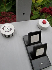 Houten Nestkastje, Nestkastje  De Camera, Details, Vogelhuisje bouwen ,  vogelhuisje de camera_6