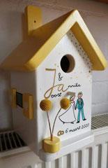 houten_ nestkastje huwelijk cadeau bruiloft_2