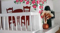 houten nestkastje beschilderd naam eigen huis persoonlijk_2