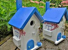 Houten Nestkastje, Nestkastje met Balkon, Details, Vogelhuisje bouwen, vogelhuisje met balkon_13