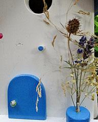 Houten Nestkastje, Nestkastje met Balkon, Details, Vogelhuisje bouwen, vogelhuisje met balkon_10