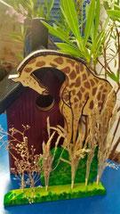 houten nestkastje_ giraf _ bruin_3