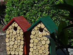 Houten Nestkastje, Nestkastje met hout bruin en groen, Details, Vogelhuisje bouwen ,  vogelhuisje met hout bruin en groen_6
