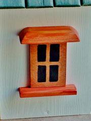 Houten Nestkastje, Nestkastje  met speciaal raam en deur, Details, Vogelhuisje bouwen ,  vogelhuisje met speciaal raam en deur_5