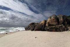 Atlantikküste nördlich von Viana do Castelo