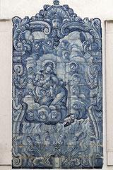 Wandschmuck aus Azulejos