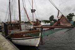 Der alte Hafen von Greifswald