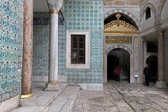 Topkapi -Palast (Harem)