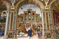 Siena Dombibliothek