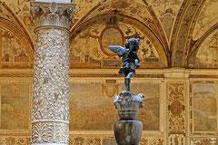 Florenz Palazzo Vecchio Innenhof
