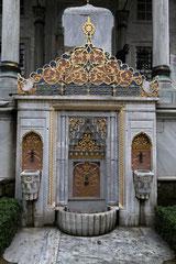 Topkapi -Palast (Brunnen)