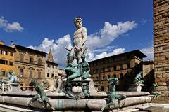 Florenz Neptunbrunnen
