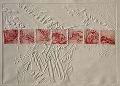 Windswerk3 (Radierung/Prägedruck, 78,5 cm x 53 cm, 2011)