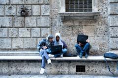 Impressionen Toskana - Siena
