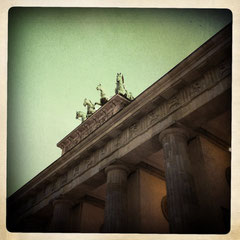 Berlin - Am Brandenburger Tor