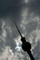 Berlin - Alexanderplatz und Fernsehturm