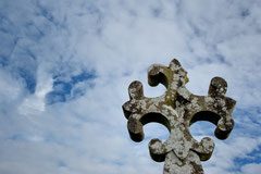 Irland - Kloster Clonmacnoise