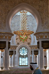 Abu Dhabi - Sheik Zayed Mosque