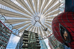 Berlin - Am Potsdamer Platz