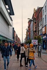 Irland - Dublin Impresssionen The Spire